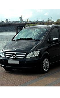 Минивэн такси Саки - Балаклава